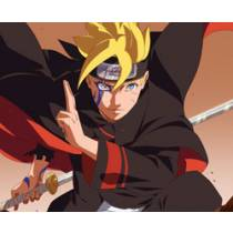Mouse Pad - Next Generation Boruto - Naruto