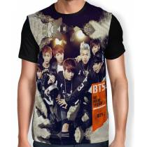 Camisa FULL No More Dream - KPOP BTS