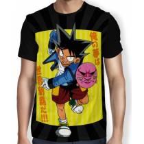 Camisa FULL Bucky - Jibaku-kun