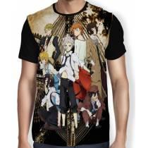 Camisa FULL ATSUSHI, DOPPO, AKIKO - BUNGOU STRAY DOGS