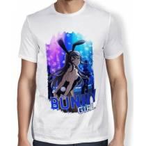 Camisa SB - TN Mai Sakurajima - Bunny Girl