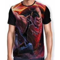 Camisa FULL Darius Mestre da enterrada - League of Legends