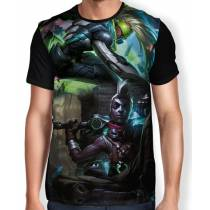 Camisa FULL Ekko - League of Legends