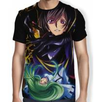 Camisa FULL Lelouch Lamperouge CC - Code Geass