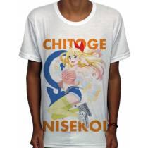 Camisa SB Chitoge - Nisekoi