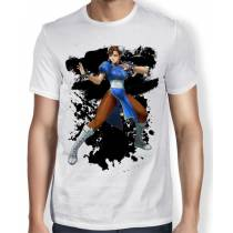Camisa Tn Chun-Li - Street Fighter