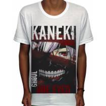 Camisa SB Black Kaneki - Tokyo Ghoul