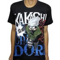 Camisa Kakashi - Naruto