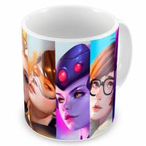 CNOVW-06 - Caneca Girl Power - Overwatch