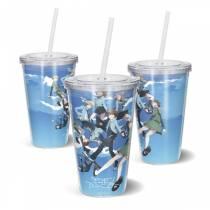 Copo Acrilico Digiescolhidos - Digimon Adventure Tri