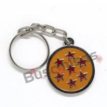 DBZ-14(CH) - Chaveiro Esfera do Dragão de 7 Estrelas - Dragon Ball