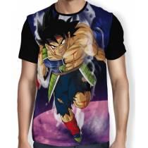 Camisa Full Bardock - Dragon Ball Super Broly