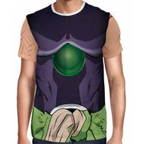 Camisa Full Print Uniforme - Broly Filme - Dragon Ball Super
