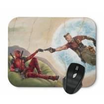Mouse Pad - Deadpool e Cable - Deadpool 2
