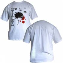 Camisa Death Note - L - Modelo 01