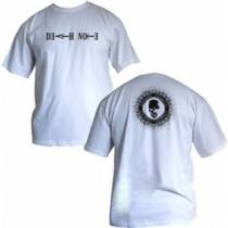 Camisa Death Note - Caveira - Modelo 05