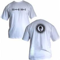 Camisa Death Note - Caveira - Modelo 05