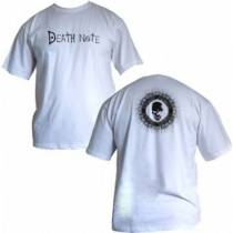 Camisa Death Note - Caveira - Modelo 07