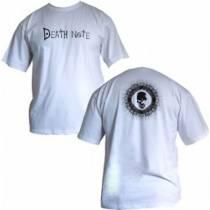 Camisa Death Note - Caveira - Modelo 07