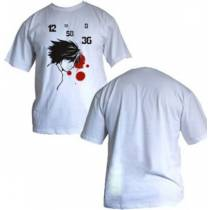 Camisa Death Note - L - Modelo 3
