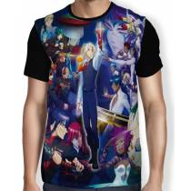 Camisa FULL D.Gray Man