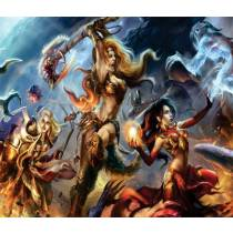 Mouse Pad - Mulheres - Diablo 3
