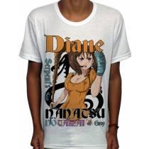 Camisa SB Diane - Nanatsu no Taizai