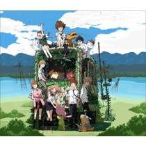 Mouse Pad - Digimon ADVENTURE Tri