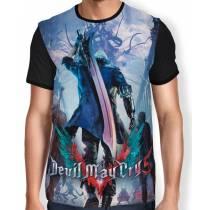 Camisa Full Devil May Cry 5