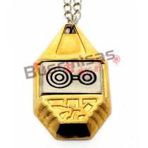 DMN-02 - Colar Sabedoria Digimon