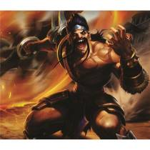 Mouse Pad - Draven - League of Legends