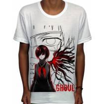 Camisa SB Draw Touka - Tokyo Ghoul