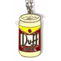 DUF-01 - Colar Duff Beer - Os Simpsons