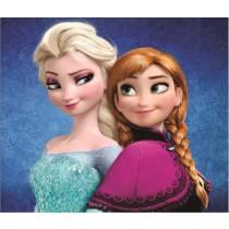Mouse Pad - Elsa e Anna - Frozen