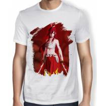 Camisa TN Erza Scarlet - Fairy Tail
