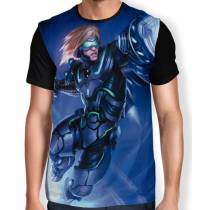 Camisa FULL Ezreal pulsfire - League of Legends