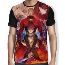 Camisa FULL Unlimited Blade Works - Fate Stay Night