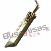FF-37 - Colar Zack´s Buster Sword