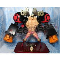 Action Figure  Franky filme Z - One Piece