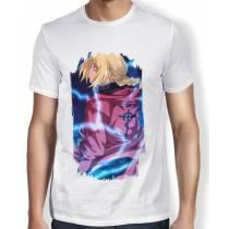Camisa SB - TN Edward Elric - Fullmetal Alchemist