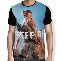 Camisa FULL Free Fire