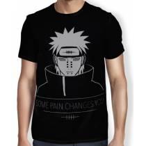 Camisa FULL Dark Pain - Naruto