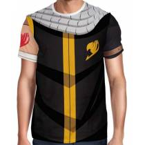 Camisa FULL Print Uniforme Natsu - Final Season - Fairy Tail