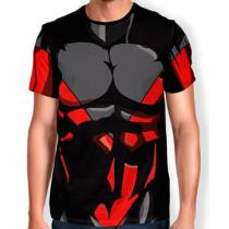 Camisa Full Print Uniforme - Jiren - Dragon ball
