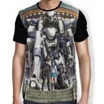 Camisa FULL Full Metal Panic - Invisible Victory