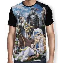Camisa FULL Art Guild - Goblin Slayer