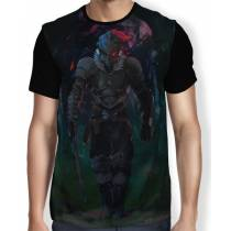 Camisa FULL Silver Ranked Adventurer - Goblin Slayer