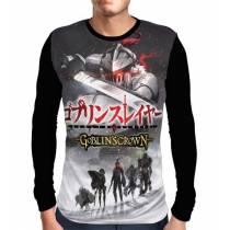 Camisa Manga Longa Goblin Slayer Movie - Goblin's Crown