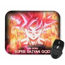 Mouse Pad - GOKU Super Saiyan Rose God - Dragon Ball Super