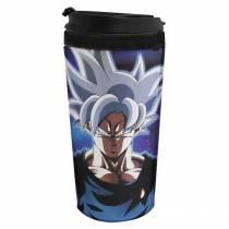 Copo Térmico Dragon Ball - Goku Instinto Superior Perfeito